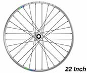 Front Wheel 22 Inch