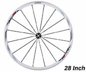 Front Wheel 28 Inch Sports