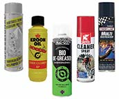 MTB Cleaning Agents