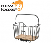New Looxs Bicycle Basket