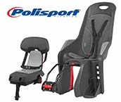 Polisport Bicycle Seat
