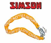 Simson Bicycle Lock