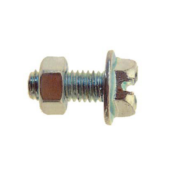 Bach Fender Bolt/Nut M5x12mm - (1)