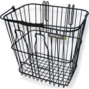 Basil Bicycle Basket Bottle Basket - Black