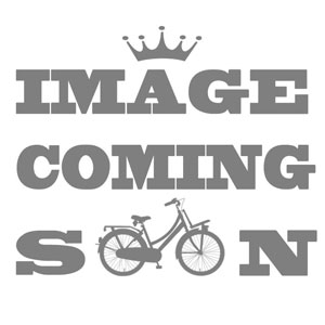 Beck Double Pannier Simple 46L E-Bike - Black/Red