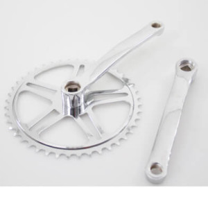 Boghal Crankset 44 Tooth Cotterless