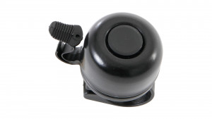 Contec Bicycle Bell Mini Bell 33mm Handlebars Ø22.2mm Black