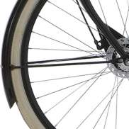 Cortina Front Fender Stay 28 Inch U1 - Black Brown