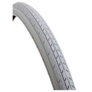 Deli Tire 28X1 3/8 5/8 Grey Reflection