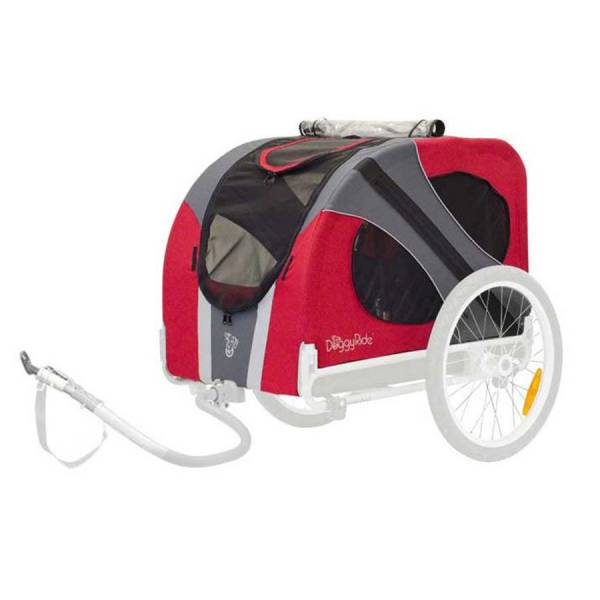 Buy Doggy Ride Original Cover - Red/Black at HBS