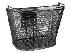FastRider Peel Basket Detachable Klickfix Luxury - Black