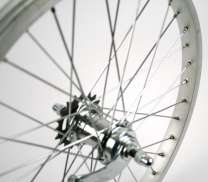 Favoriet Rear Wheel 20X1.75 Alu Rim 32Mm Brakehub