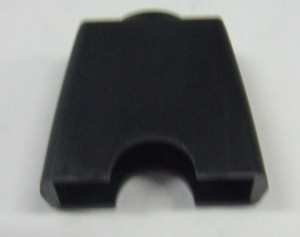 Gazelle Chain Tensioner Wedge New Edge - Black