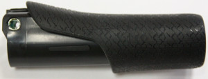 Gazelle Grip Basic 132mm Left - Black