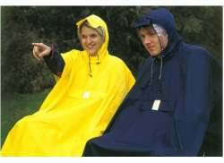 Hock Poncho Rain Care Size XL (till 185cm) Yellow