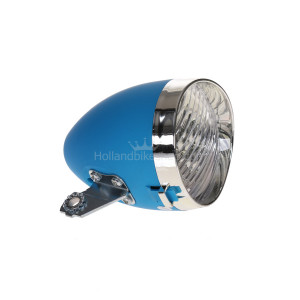 Ikzi Led Headlight Battery Retro Blue On/Off
