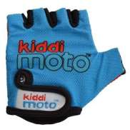 Kiddimoto Gloves Blue Medium