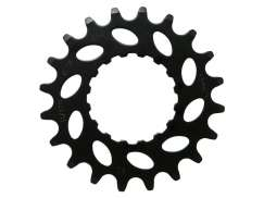 KMC Sprocket 18T F Bosch 1/8 - Black