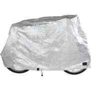 Mirage Bicycle Cover Universal - Silver