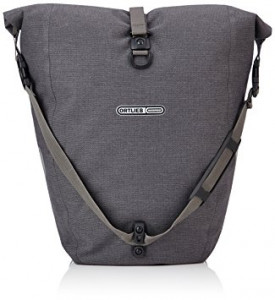Ortlieb Pannier Back Roller Urban QL2.1 - Pepper Gray