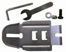 Polisport Attachment Set Frame Bracket for Boodie