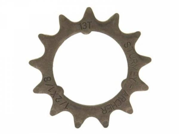 Sprocket 13 Tooth 1/2 X 1/8 Flat