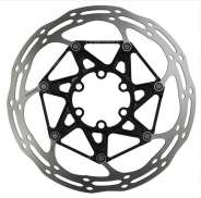 Sram Centerline 2P Brake Disc Ø160mm 6-Bolt - Silver/Black