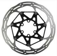 Sram Centerline 2P Brake Disc Ø180mm 6-Bolt - Silver/Black