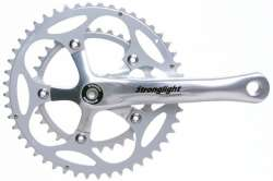 Stronglight Crankset Impact Compact 34/48T 170mm Silver