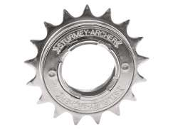 Sturmey Archer Freewheel 17 Tooth 3/32 Inch Chrome