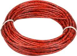 VWP Brake Cable Housing Cruiser on Roll 10m - Pearl Red