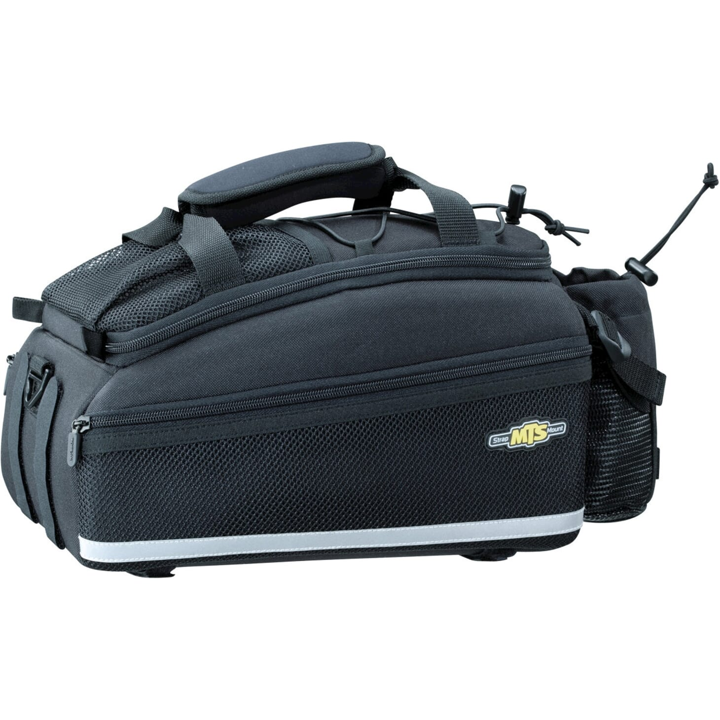 Topeak Dragertas Trunk Bag EX 8L Zwart