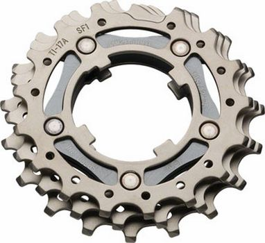 Campagnolo Tandkrans Unit 21/23/25B tbv. 11 Speed 11S-135BT