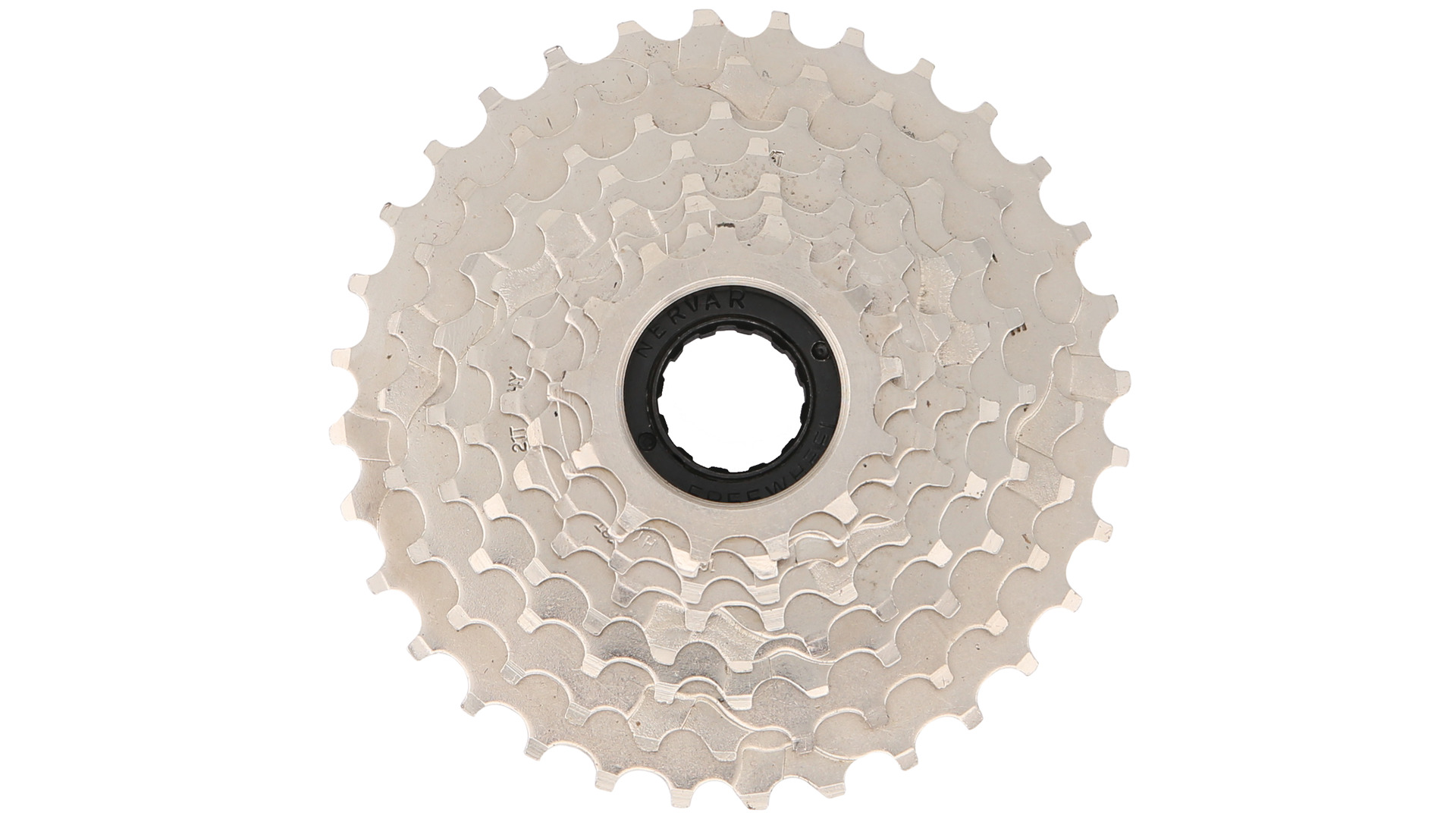 Freewheel 8V 13-32T Staal - Zilver