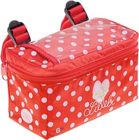 Bike Fashion Kinder Stuurtas Lillebi Rood