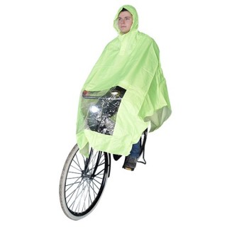 Poncho One-Size-Fits-All - Lime