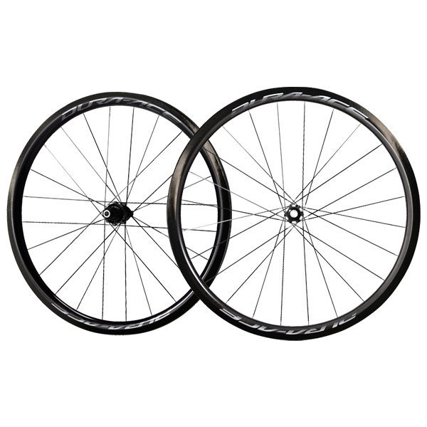 Shimano Dura Ace 9170 Wielset 11V Carbon 40mm CL 12mm