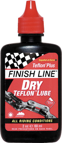 Finish Line Dry Teflon Lube Flacon 60ml