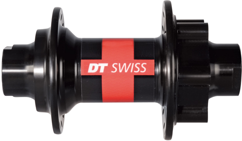 DT Swiss 240S ATB Disc Voornaaf Oversized 100mm 6 Bolts Zw