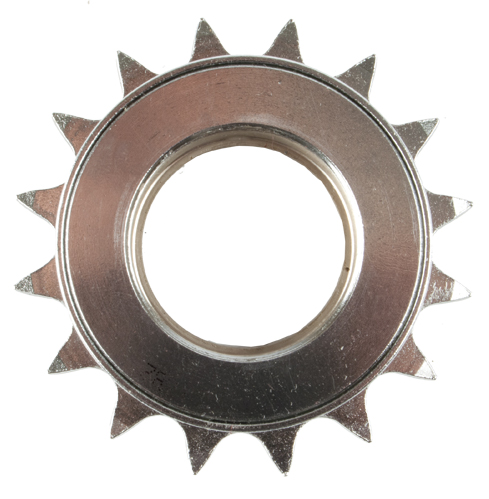 Sturmey Archer Freewheel 16 Tands 1/8 Inch Chroom
