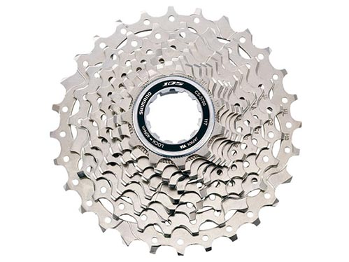Shimano Cassette 105 10-speed 12-28