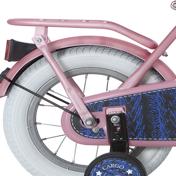 Alpina Bagagedrager 12 Inch Cargo - Mat Roze