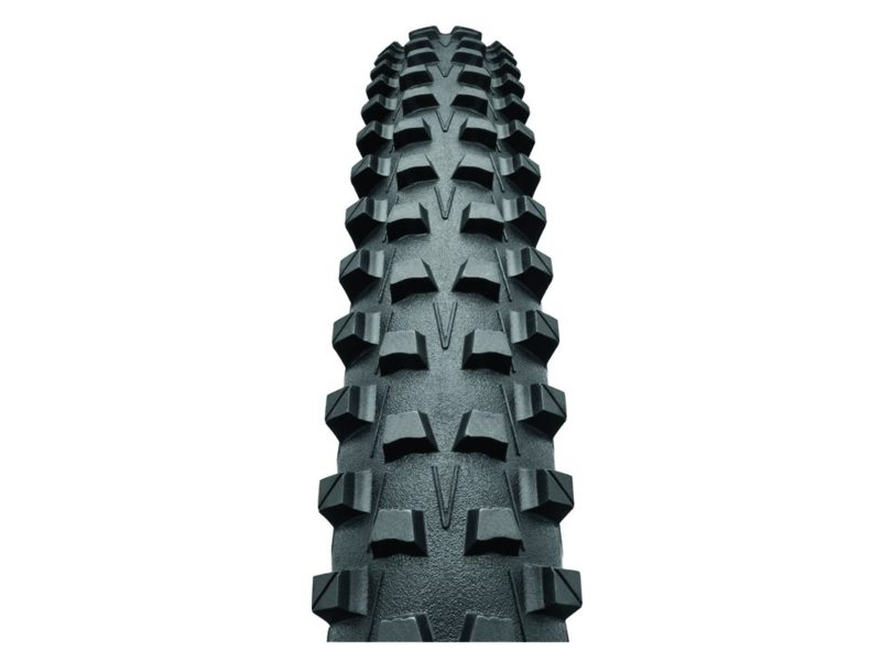 Continental Buitenband Mud King 26x1.80 Protect Vouwb. Zwart