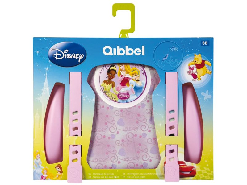 Qibbel Stylingset Luxe Princess Dreams t.b.v. Voorzitje