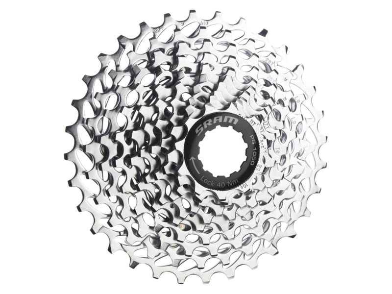 Sram Cassette 10 Speed PowerGlide1050 11-26