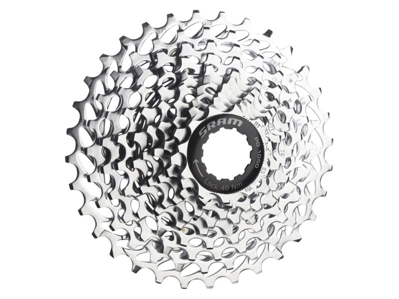 Sram Cassette 10 Speed PowerGlide1050 11-28
