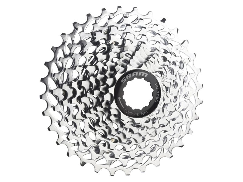 Sram Cassette 10 speed PowerGlide1050 12-36