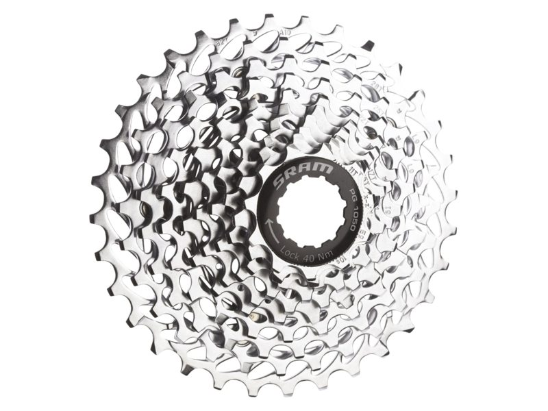 Sram Cassette PowerGlide 1050 10 Speed 11-36T