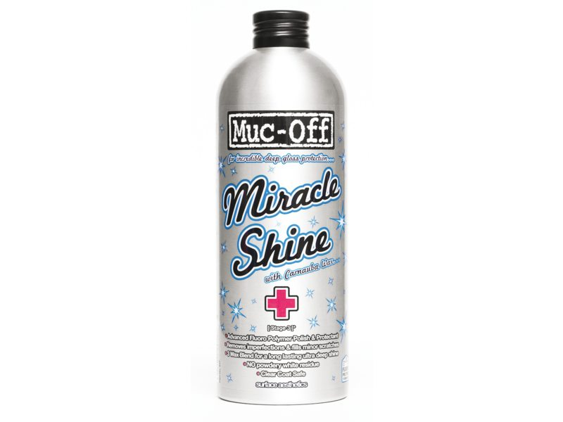 Muc Off Miracle Shine Poets/Wasmiddel