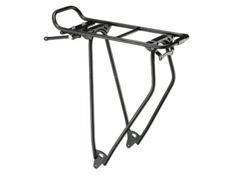 Racktime Snapit Bagagedrager Stand It 28 Inch Zwart